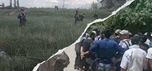 konflikt in border Kyrgyzstan Uzbekistan 018