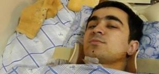 Военный суд начал рассматривать дело об избиении Шахбола Мирзоева