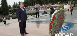 Родственников ветеранов войны не пускали в Парк Победы после приезда Эмомали Рахмона