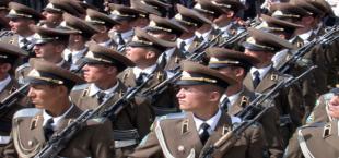 Армия, рожденная в боях