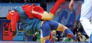 Таджикские самбисты привезли из Сеула 4 золотых медалей