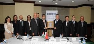 """Посол Таджикистана в Турции встретился с членами Ассоциации предпринимателей Газиантепа – """"GAPGIAD"""""""