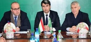 ФИФА провела экспертную оценку Федерации футбола Таджикистана
