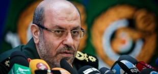 ministr oborony irana