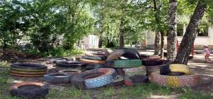 В Б. Гафурове начали восстанавливать старые детские сады