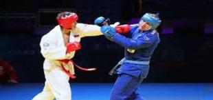 На чемпионате по рукопашному бою спортсмен из Таджикистана завоевал серебряную медаль