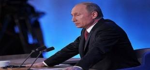 Кремль анонсировал дату большой пресс-конференции Путина