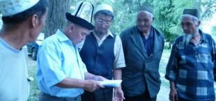 Наука выживания: Этнические киргизы из Таджикистана обустраиваются в Баткене