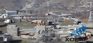 КЧС и ГО Таджикистана провел учения