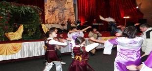 В Москве отметили праздник Симха-Тора