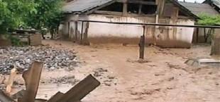 Сильное наводнение на западе Таджикистана унесло жизни пяти человек