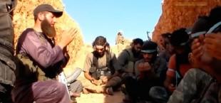 otryad imama Buhari v Sirii