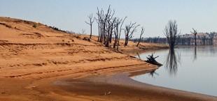 ozero huyum Australiya