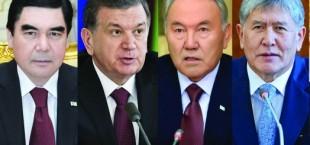 prezidenty Tsentralnoi Azii tyurkoayz