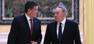 prezidenty kazaxstana i kyrgyzstana