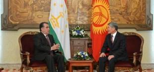 Эмомали Рахмон: Между Таджикистаном и Киргизией есть неоправданно неиспользованный потенциал