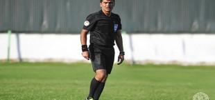 sayodjon zayniddinov referee