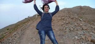 Иранские женщины тайно фотографируются без хиджабов