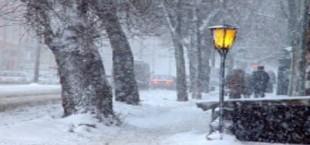 В предстоящие три дня в Таджикистане прогнозируют снегопад