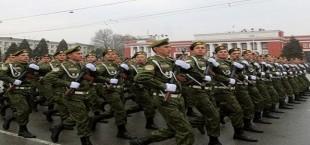 soldaty parad