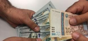 somoni na dollar