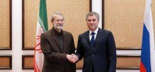 spiker parlamenta irana