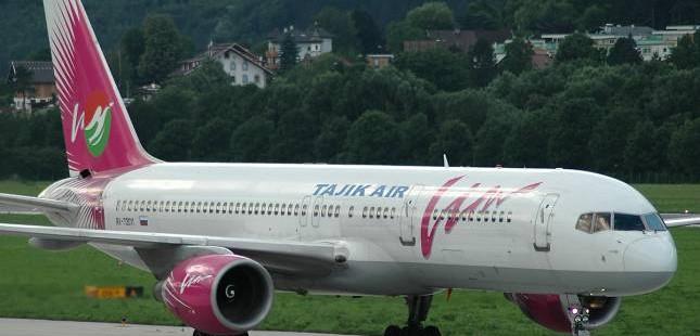 Tajik Air  взяла  в  лизинг с  последующим  выкупом  среднемагистральный Boeing-757-200