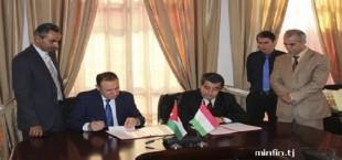 tajikistan iordaniya