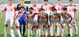tajikistan national team2021
