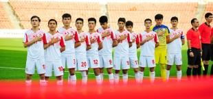 tajikistan team u16