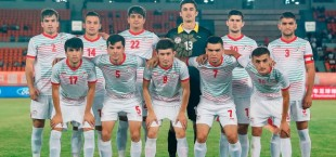 tajikistan team u22