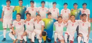tajikistan u20 futsal team