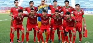 tajikistan u21 2018