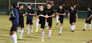tajikistan u23 training camp