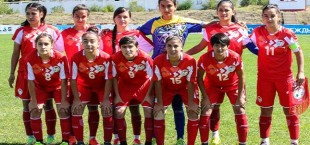 tajikistan womens national team