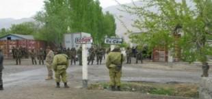 Раненые пограничники Киргизии находятся в критическом состоянии