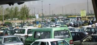 Автомобиль с  афганскими нелегалами  попал  в ДТП  в Иране,  погибли  14 человек