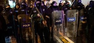turetskaya politsiya