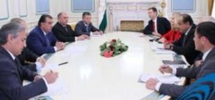 Э. Рахмон принял Регионального директора Всемирного банка по Центральной Азии