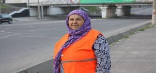 Оранжевые жилеты душанбинских улиц