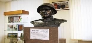 В Согде отмечают 100-летие Героя Советского Союза Домулло Азизова