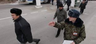 Из Москвы депортирована очередная группа таджиков