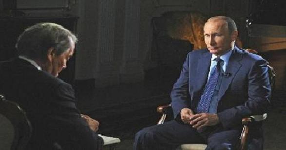Putin interview