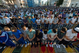 Рамазан в Москве_11
