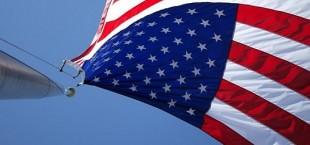 American flag 034