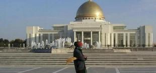 Ashhabad prezidentskii dvorets