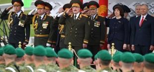 Belorussia Lukashenko army