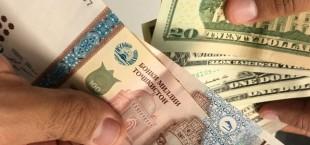 Dollar somoni 043