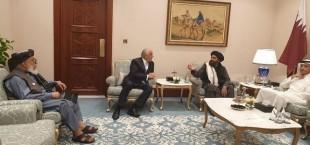 Halilzad vstretilsya s talibami