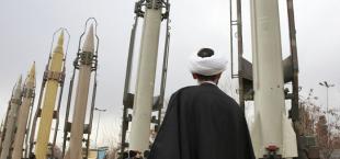 Nuclear rockets Iran